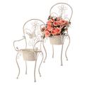 Декоративное кресло-кашпо PL08-5050