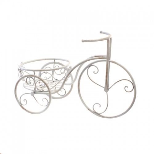 Велосипед с подставкой под кашпо 55*26*36 см PL08-5827
