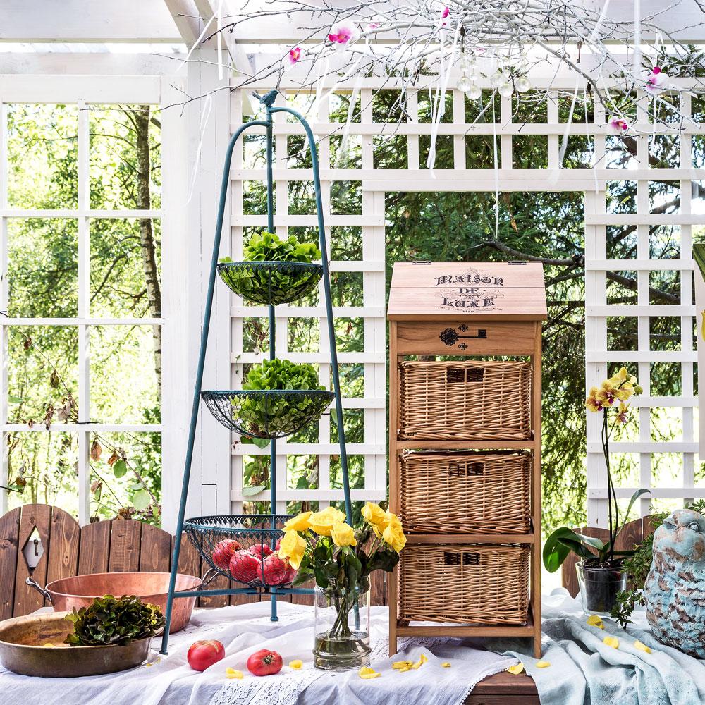 Фруктовый каскад «Летний сад» 5086870