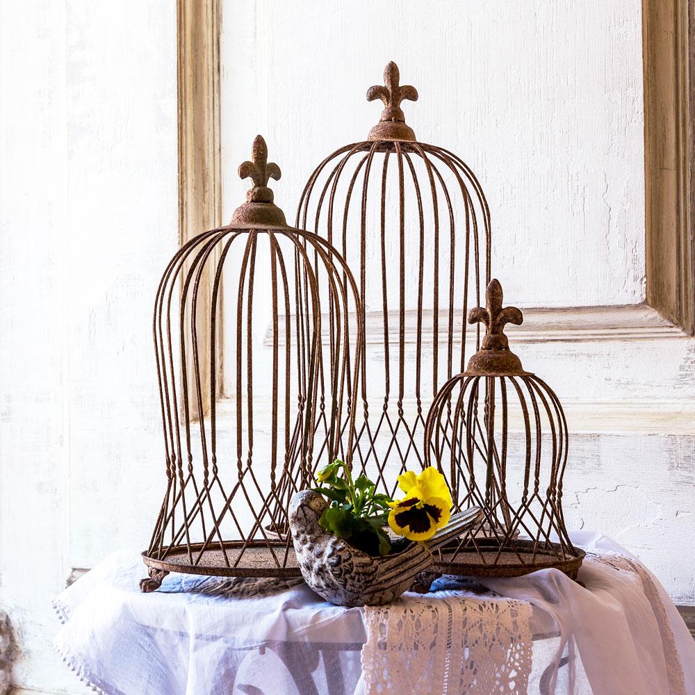 Декоративная клетка «Королевская лилия», версия L 5086881