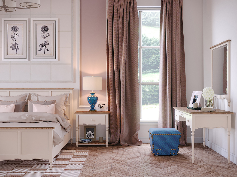 Спальня Leblanc, бежевая