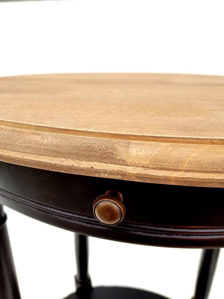 Стол кофейный овальный H835 (A08+S01)