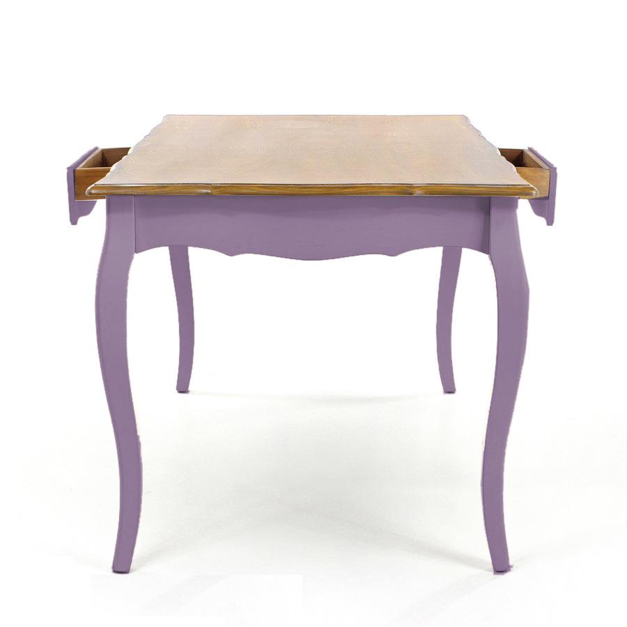 Обеденный стол Leontina, лавандовый