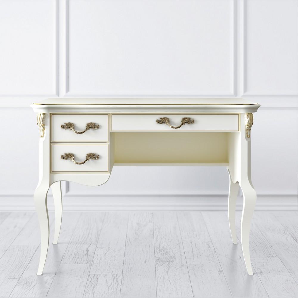Стол кабинетный пристенный L, Atelier Gold