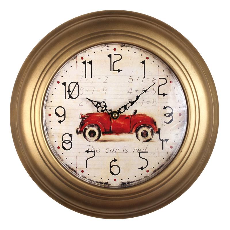 Часы настенные 32*5 см EW21P-0001