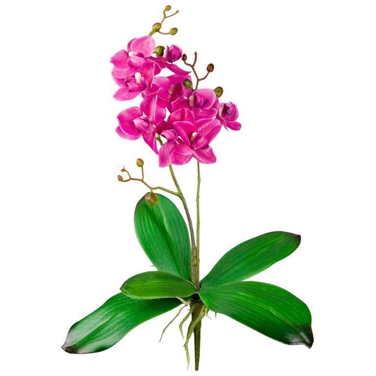 Орхидея куст 40 см Силикон RBF1011DP