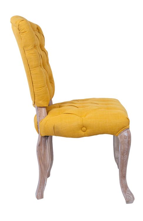 Стул Gamila yellow CF-1919-Y