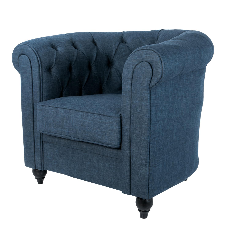 Кресло Nala blue DF-1830-B