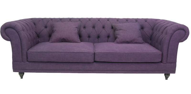 Диван Neylan purple SF-2818-P