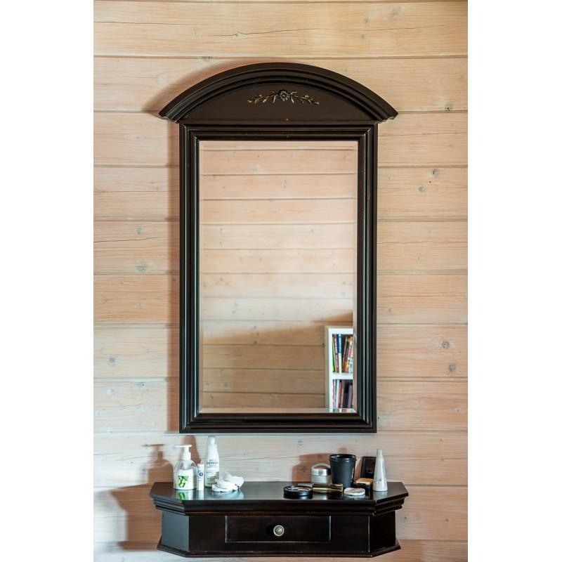 Прямоугольное зеркало настенное Leontina ST9134N