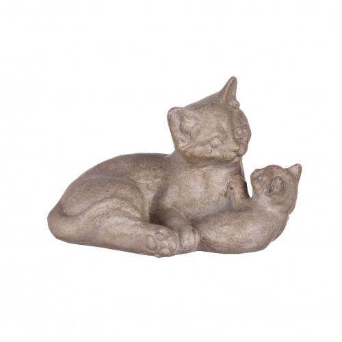 Статуэтка кошки 10х6х6,5 QJ99-0030