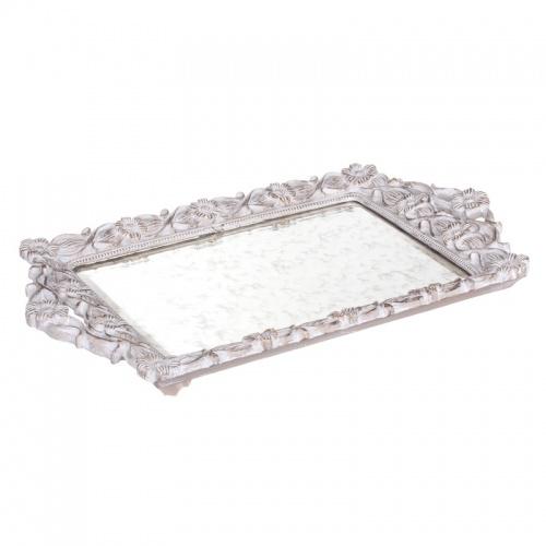 Поднос зеркальный