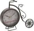 Часы настольные в форме велосипеда - кварцевый механизм 3-20-977-0192