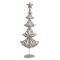 Декор новогодний - елка серебристая 2-70-570-0113