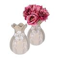 Ваза керамическая Дикая роза FW410-2