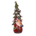 Дед мороз с елкой большой BC16154