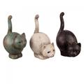 Статуэтки коты 3 шт