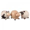 Статуэтки животные (набор из 3 шт)