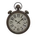 Часы настенные металлические - кварцевый механизм 3-20-098-0249