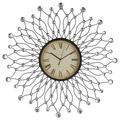 Часы настенные металлические - кварцевый механизм 3-20-207-0004