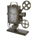 Часы настольные - кварцевый механизм 3-20-977-0207