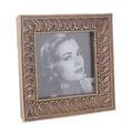 Фоторамка квадратная золотая 3-30-117-0222