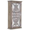 Шкаф настенный - дерево, металл 3-50-156-0025