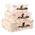Набор коробок Ванильный чемоданчик