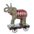 Слоник-циркач на колесиках