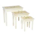 Набор столиков Золотой пион