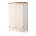 Шкаф бежевый 2 двери Leblanc NH-LB130