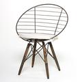 Кресло металлическое 3-50-716-0020