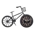 Часы велосипед в черном EA6424