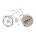 Часы велосипед в белом EA6428