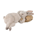 Фигурка декор Сонный кролик LK7555W