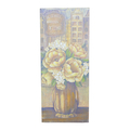 Панно желтые цветы 25х61 FR0610