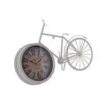 Часы - велосипед 50х32 ZZ-338