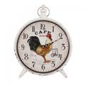 Часы настольные в виде будильника 23,5х34x5 EW99P-0024
