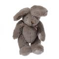 Кролик плюшевый коричневый 19см FT1419084