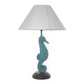 Настольная лампа с морским коньком MA15026B