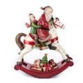 Дед мороз на лошадке 1010741-11
