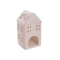 Керамический домик подсвечник 1113804