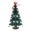 Елочка декор большая(дерево) M802B/G
