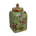 Банка для сыпучих с крышкой Цветы H18579-2554-10