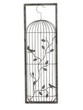 Декор клетка с веточкой JKEK3144