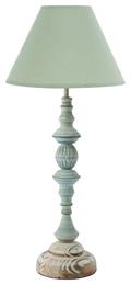 Лампа настольная серая 3-15-716-0048