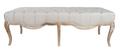 Банкетка Alva white DF-1862-O