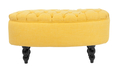 Пуф Wattley yellow  YF-1952-M