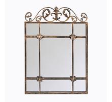 Настенное зеркало «Равель» (королевская бронза) 87778