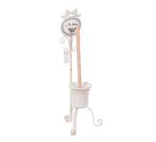 Аксессуар для туалета: ёршик на подставке KT16874-215